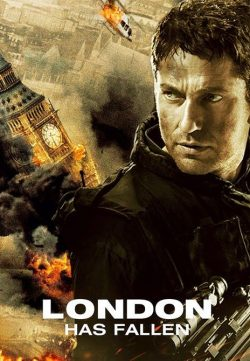 London Has Fallen 2016 Hindi Dubbed HDRip 500MB