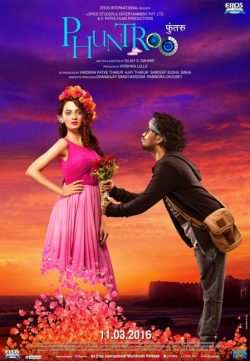 Phuntroo 2016 Hindi Movie DVDRip 500MB