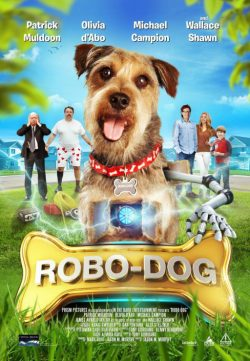 RoboDog 2016 English DVDRIP 720p