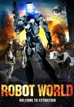 Robot World 2016 English HDRip 720P