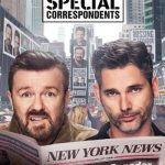Special Correspondents 2016 English HDRip 150mb