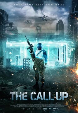 The Call Up 2016 English HDRip 720p