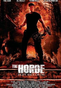 The Horde 2016 English Movie HDRip 720P