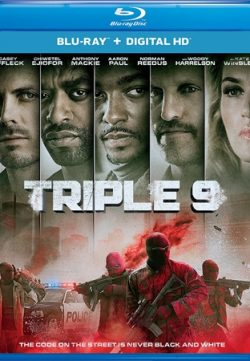 Triple 9 2016 English BRRip 480p