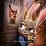 Zootopia 2016 English HDRIP 600MB