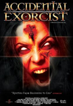 Accidental Exorcist 2016 HDRip XviD 400MB