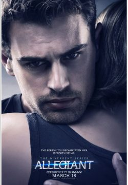 Allegiant 2016 English 480p BRRip 300mb
