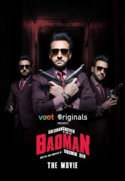 Badman The Movie 2016 Hindi Movie HDRIP 500MB