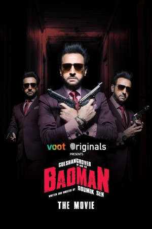 Badman The Movie 2016