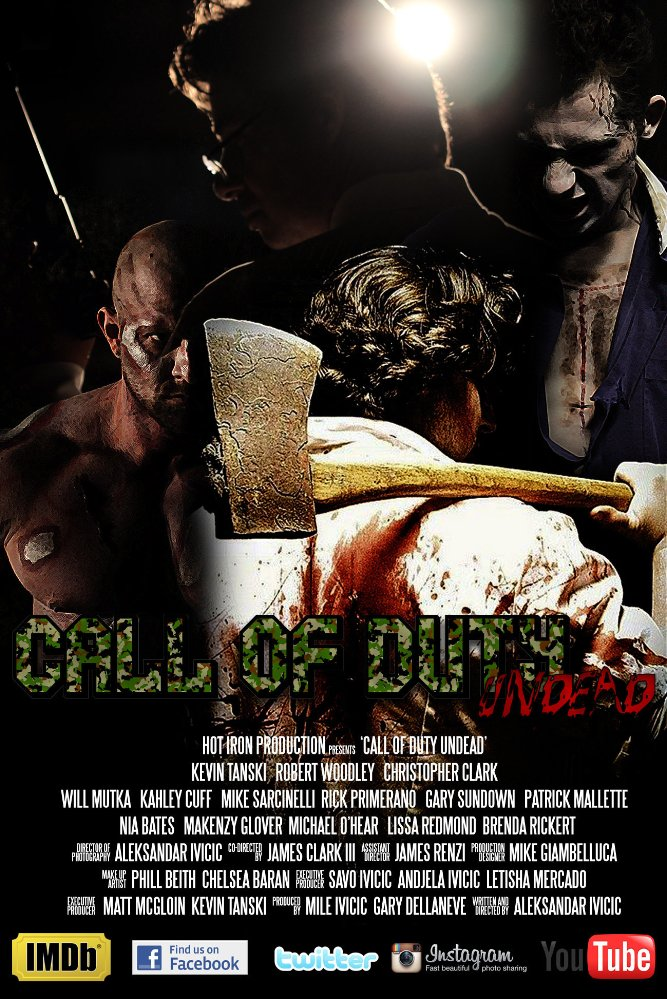 Beyond the Call of Duty (2016) English WebRip 650MB