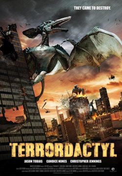 Terrordactyl 2016 English HDRIP 720p