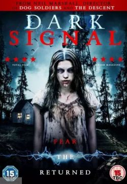 Dark Signal 2016 English Horror HDRip 720p