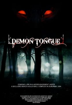 Demon Tongue (2016) English DVDSCR 200MB