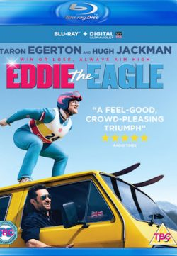 Eddie The Eagle 2016 Hindi Dubbed BluRay 480p