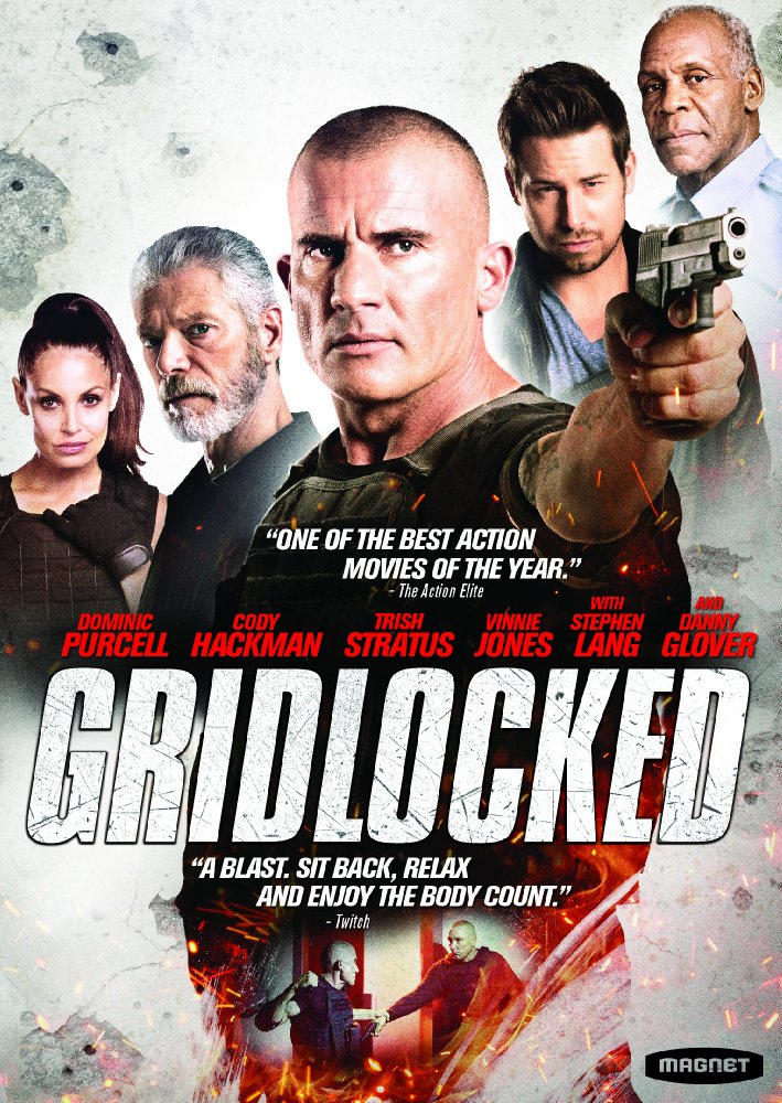 Gridlocked 2015 English BluRay 720p