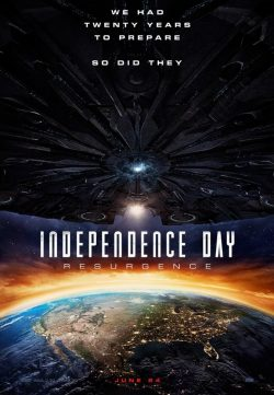 Independence Day Resurgence 2016 Hindi Dubbed DVDSCR 500MB