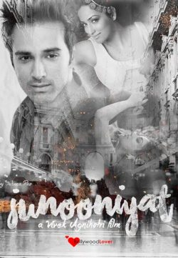 Junooniyat (2016) Hindi Movie DvDRip – XviD 600MB