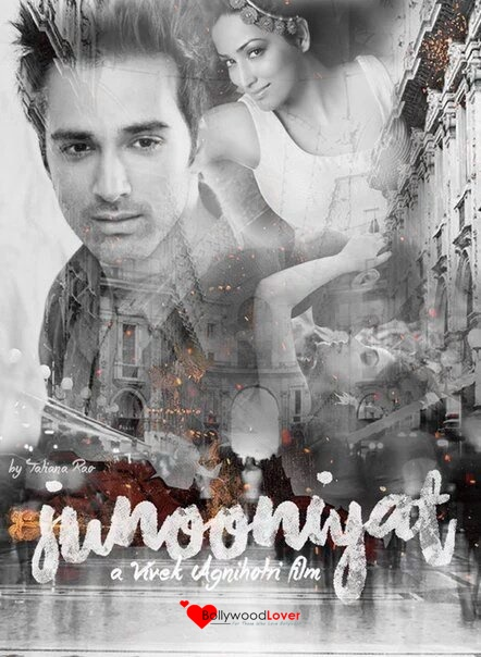 Junooniyat (2016) Hindi Movie DvDRip - XviD 600MB