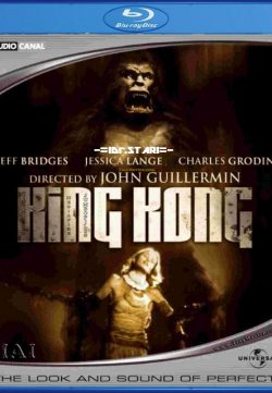 King Kong 1976 Hindi Dubbed BluRay 720p
