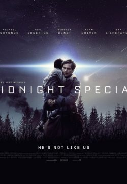 Midnight Special (2016) English DVDRIP 480p