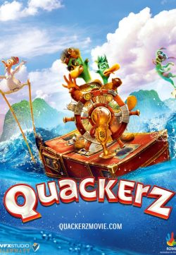 Quackerz 2016 English BluRay 720p