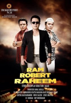 Ram Robert Raheem 2016 Hindi HDRip 450MB