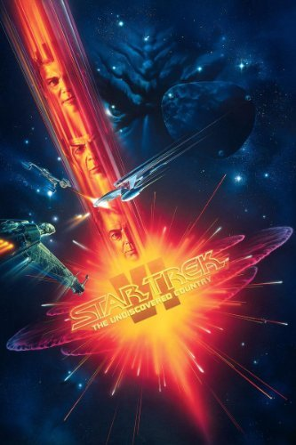 Star Trek VI The Undiscovered Country 1991 BRRip 720p