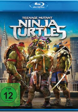 Teenage Mutant Ninja Turtles 2014 Hindi Dubbed BluRay 500MB