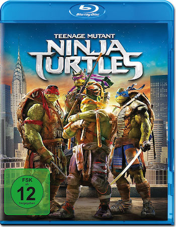 Teenage Mutant Ninja Turtles 2014 Dual Audio Hindi BluRay