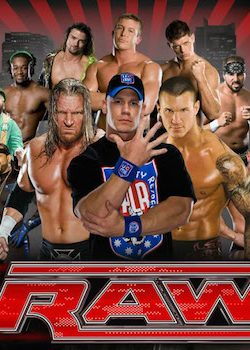 WWE Monday Night Raw 20 June 2016 HDTV 400MB