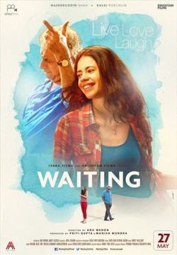 Waiting 2016 Hindi Movie pDVDRip 450MB