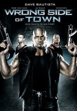 Wrong Side Of Town 2010 Hindi Dubbed DVDRip 300MB