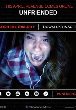 Unfriended (2014) English Movie 720p BluRay 600MB