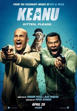 Keanu 2016 English HDRip 600MB