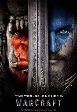 Warcraft: The Beginning (2016) HC- 600MB HDRiP 720p