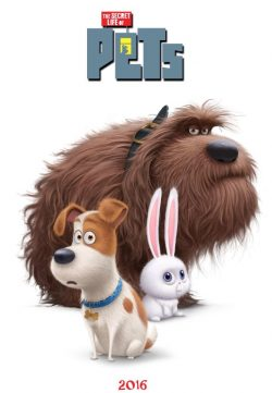 The Secret life of Pets New 2016 English 900MB Cam x264