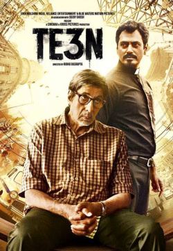 TE3N 2016 Hindi 720p DvDRip 900MB