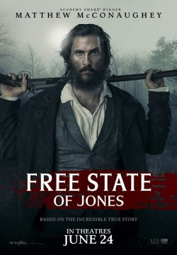 Free State of Jones (2016) HDCam 900MB