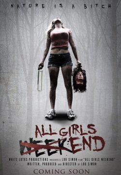 All Girls Weekend (2016) HDRip 350MB