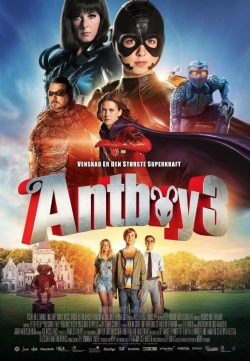 Antboy 3 2016 English HDRip 720p
