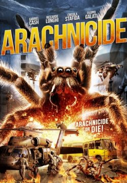 Arachnicide 2016 English HDRip 800MB