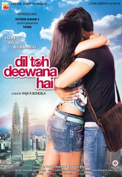 Dil Toh Deewana Hai 2016 Hindi CAMRip 500MB