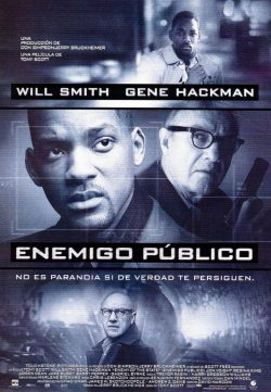 Enemy of the State 1998 English BRRip 480p