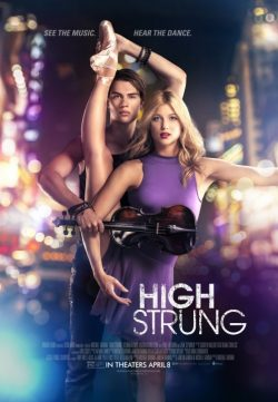 High Strung 2016 English 480p BRRip 450MB