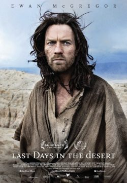 Last Days in the Desert 2016 English 480p DVDRip 900MB