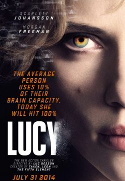 Lucy 2014 Dual Audio BluRay 720P