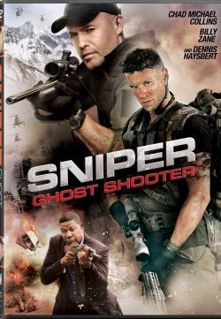 Sniper Ghost Shooter 2016 DVDRip XviD 900MB