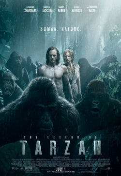 The Legend of Tarzan 2016 English HDTS 350MB