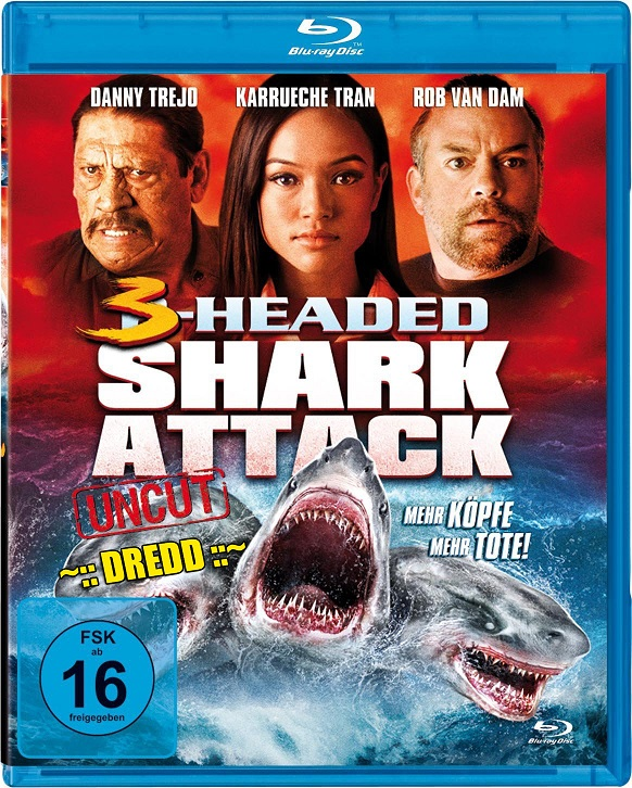 3 Headed Shark Attack (2015)-9