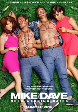 Mike and Dave Need Wedding Dates (2016) 720p BluRay 600mb